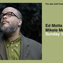 Ed Motta at Jazz Cafe on Sunday 19th May 2019