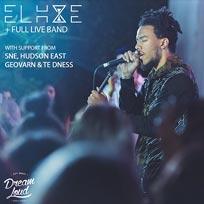 Elhae at XOYO on Monday 19th September 2016