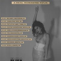 Eliza at Scala on Thursday 14th March 2019