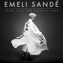 Emeli Sandé at The o2 on Wednesday 18th October 2017