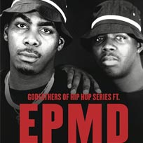 EPMD at Brooklyn Bowl on Thursday 9th June 2016