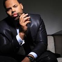 Eric Roberson at KOKO on Thursday 28th July 2016