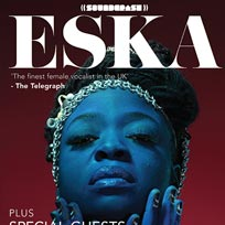 Eska at The Roundhouse on Thursday 18th August 2016