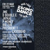 Eskimo Dance at Printworks on Friday 22nd March 2019