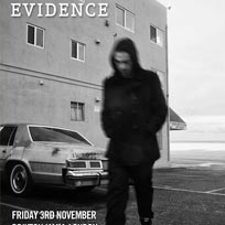 Evidence (Dilated Peoples) at Brixton Jamm on Friday 3rd November 2017