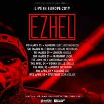 Ezhel at Hangar on Friday 29th March 2019