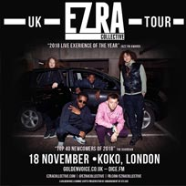Ezra Collective at KOKO on Sunday 18th November 2018