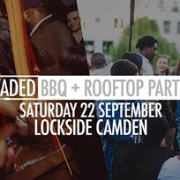 Faded at Lockside Camden on Saturday 22nd September 2018