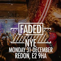 Faded at Redon on Monday 31st December 2018