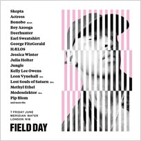 Field Day Friday at Meridian Water on Friday 7th June 2019