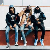 Flatbush Zombies at The Forum on Monday 29th October 2018