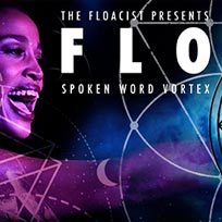 FLO Spoken Word Vortex at Hideaway on Thursday 2nd May 2019