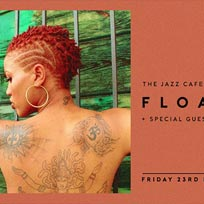 Floacist at Jazz Cafe on Friday 23rd November 2018