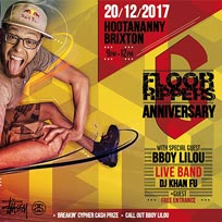 Floor Rippers 6th Anniversary at Hootananny on Wednesday 20th December 2017