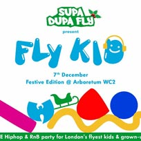 Fly Kid at ARBORETUM on Saturday 7th December 2019