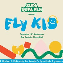 Fly Kid at The Curtain on Saturday 14th September 2019