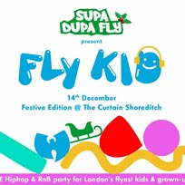 Fly Kid at The Curtain on Saturday 14th December 2019