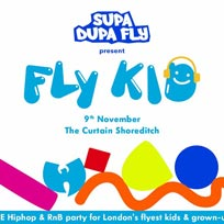 Fly Kid at The Curtain on Saturday 9th November 2019