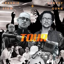 Frankie Stew & Harvey Gunn at Village Underground on Monday 1st April 2019