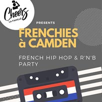 Frenchies à Camden at Lockside Camden on Friday 30th November 2018