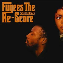 Fugees: The Complete Re-Score at Jazz Cafe on Thursday 18th January 2018