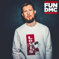 FUN DMC at Hoxton Square Bar & Kitchen on Sunday 24th June 2018