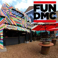 FUN DMC  at Last Days of Shoreditch on Sunday 28th May 2017