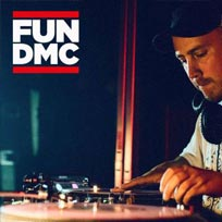 FUN DMC at Hoxton Square Bar & Kitchen on Sunday 25th November 2018