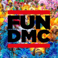 FUN DMC at Paradise by way of Kensal Green on Sunday 26th August 2018