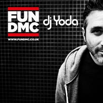FUN DMC w/ DJ Yoda at Hoxton Square Bar & Kitchen on Sunday 18th June 2017