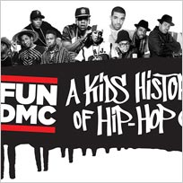 FUN DMC's Kid's History of Hip-Hop at Hoxton Square Bar & Kitchen on Sunday 30th September 2018