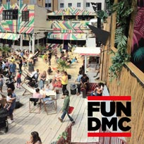 FUN DMC  at Last Days of Shoreditch on Sunday 23rd July 2017
