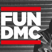 FUN DMC at PITCH Stratford on Saturday 29th June 2019