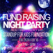 Fund Raising Night Party February 2016