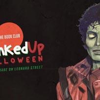 Funkedup Halloween at Book Club on Saturday 1st December 2018