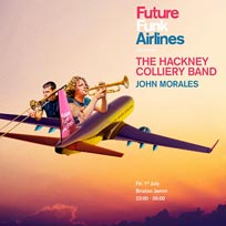 Future Funk Airlines at Brixton Jamm on Friday 1st July 2016