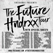 Future at The o2 on Monday 23rd October 2017