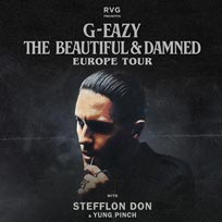 G-Eazy at Brixton Academy on Friday 1st June 2018