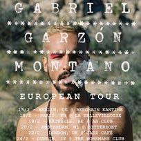 Gabriel Garzon - Montano at Jazz Cafe on Wednesday 22nd February 2017