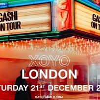 Gashi at XOYO on Saturday 21st December 2019