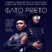 Gato Preto at Rich Mix on Friday 1st November 2019