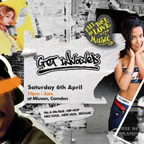 Get Involved at Miusan on Saturday 6th April 2019