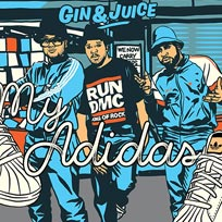 Gin & Juice : My Adidas at Horse & Groom on Saturday 8th December 2018