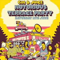 Gin & Juice at Prince of Wales on Saturday 11th June 2016