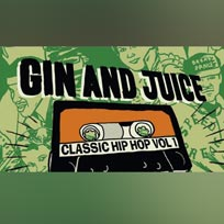 Gin & Juice  at Prince of Wales on Friday 18th August 2017