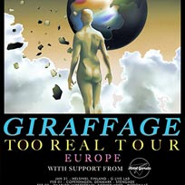 Giraffage at Jazz Cafe on Wednesday 7th February 2018