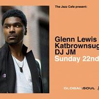 Glenn Lewis at Jazz Cafe on Sunday 22nd September 2019