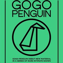 GoGo Penguin at Archspace on Friday 7th July 2017