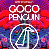 GoGo Penguin at Royal Albert Hall on Monday 12th November 2018