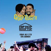 Hip Hop on a Rooftop at Dalston Roof Park on Friday 27th July 2018